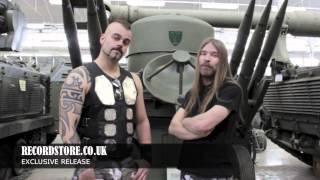 SABATON - Joakim & Par On The 'Heroes' Earbook UK Release (OFFICIAL TRAILER)