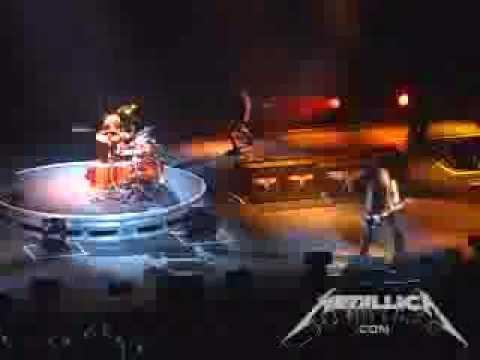 Metallica: Broken, Beat & Scarred (MetOnTour - London, England - 2008)