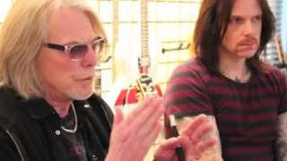 BLACK STAR RIDERS - Next Step In The Thin Lizzy Evolution? (OFFICIAL INTERVIEW)