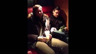 Eskimo Callboy interview London Islington Academy 25 Feb 13