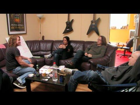 Unisonic Tour-Rehearsal Studio Footage 2012 Part 1