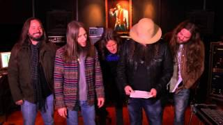 Merry Christmas From Blackberry Smoke Bloopers!