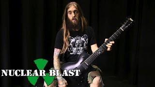 SUICIDE SILENCE - Mark Heylmun + His ESP MKH-7 Guitar (OFFICIAL INTERVIEW)