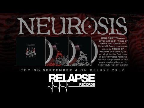 NEUROSIS - Vinyl Reissues (Official Trailer)