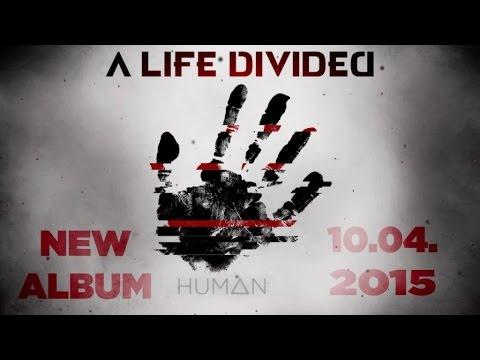 A LIFE DIVIDED - Human (2015) // Official Album Teaser // AFM Records