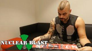 SABATON - Unboxing 'Heroes: Deluxe Edition' (Official Trailer)