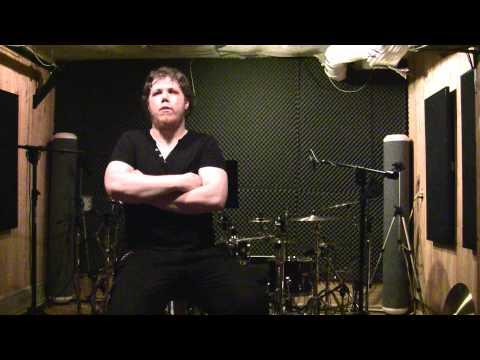 THREAT SIGNAL - PART 1: Drums (Studio Update) (OFFICIAL BEHIND THE SCENES)