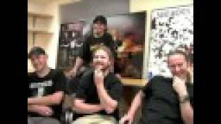 Psycroptic - Nuclear Blast Video Cast - Episode Five