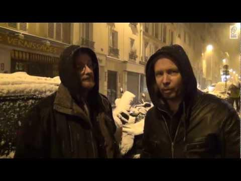 Stratovarius Roadmovie 2013 - Nemesis Album Promotion In Paris & New York