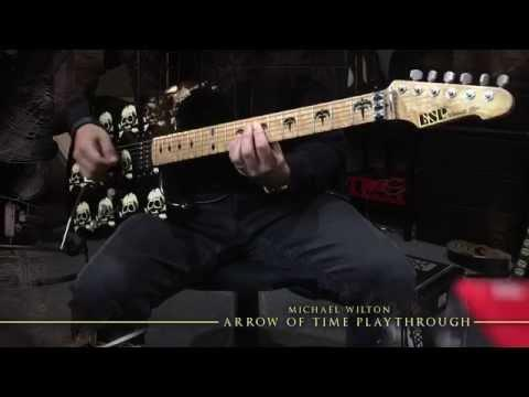 QUEENSRŸCHE -  Arrow Of Time (Guitar Playthrough)