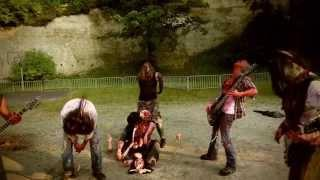 ZOMBIE INC. The Rocking Dead Videoclip ( Death Metal )