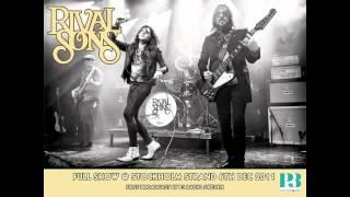 Rival Sons - FULL SHOW (AUDIO) - Live at the Strand, Stockholm, November 17th 2011