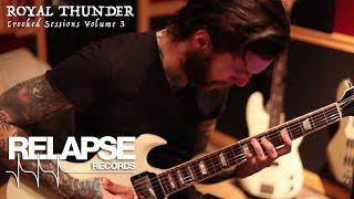 ROYAL THUNDER - Crooked Sessions: Volume 3 - Josh (Guitar)