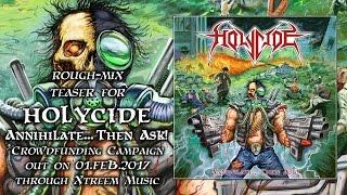 HOLYCIDE - Rough Mix Teaser for Crowdfunding Campaign [2017]