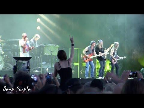 Deep Purple Live At Wacken Open Air 2013 - Intro & Festival Impressions (HD)