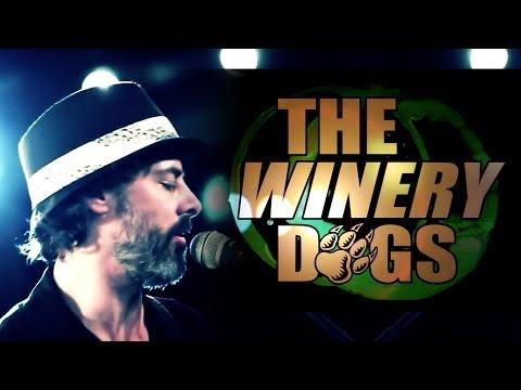 The Winery Dogs 'Time Machine' Official Music Video