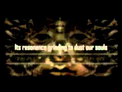 MESHUGGAH - Break Those Bones Whose Sinews Gave It Motion (OFFICIAL LYRIC VIDEO)