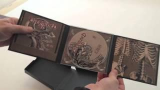 ENTOMBED A.D. - Dead Dawn (Unpacking)