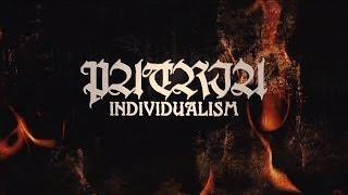 PATRIA - Individualism (Official Album Teaser)