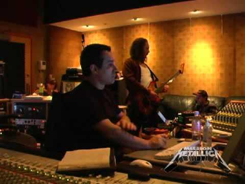 Mission Metallica: Fly On The Wall Clip (July 18, 2008)
