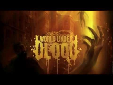 WORLD UNDER BLOOD - A God Among The Waste (OFFICIAL LYRIC VIDEO)