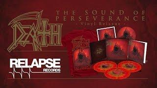 DEATH - 'The Sound Of Perseverance' Vinyl Reissue Trailer