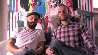 Killswitch Engage - Interview with Jesse&Adam (Part 1)