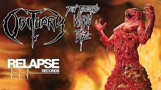 """OBITUARY - """"Loathe"""" (Brand New Official Song)"""