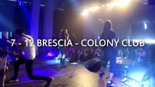 SHEAR - European Tour 2014 Teaser