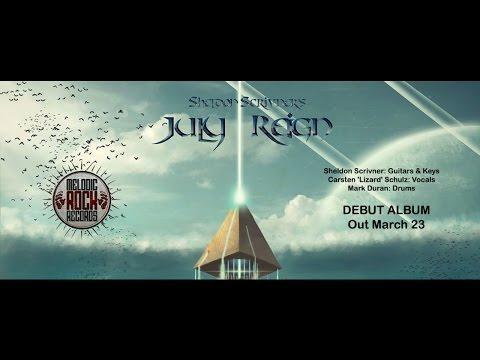 July Reign - Rage Of Pain (Feat. Carsten Lizard Schulz)