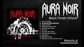 Aura Noir -- Conqueror (from Black Thrash Attack) 1997