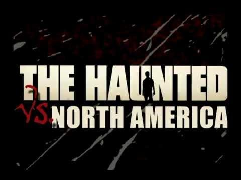 THE HAUNTED Vs North America Tour Trailer