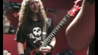 Evile - Making 'Infected Nations' [Full Documentary]