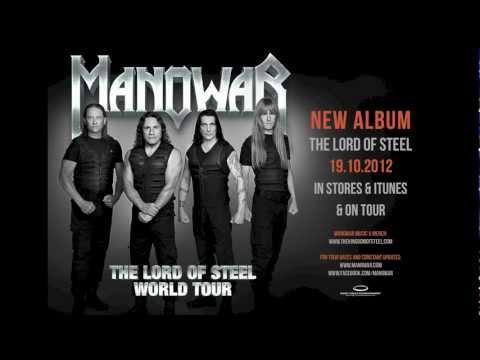 Eddie Trunk Live Radio Interview With Joey DeMaio From MANOWAR - 9/28/2012