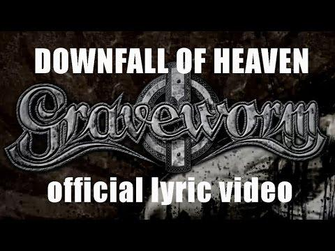 GRAVEWORM - Downfall Of Heaven (2015) // Official Lyric Video // AFM Records