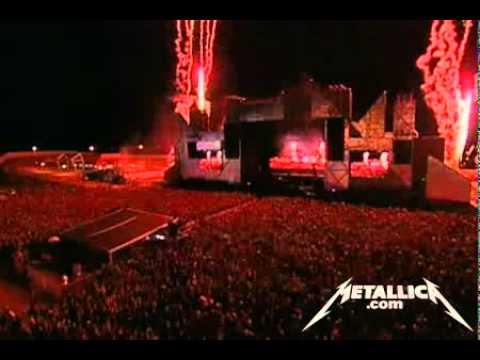Metallica: One (MetOnTour - Madrid, Spain - 2010)