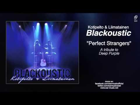 Tribute To Deep Purple By Kotipelto (Stratovarius) & Liimatainen From The Album Blackoustic