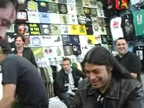 Metallica - Record Store Day (2008)