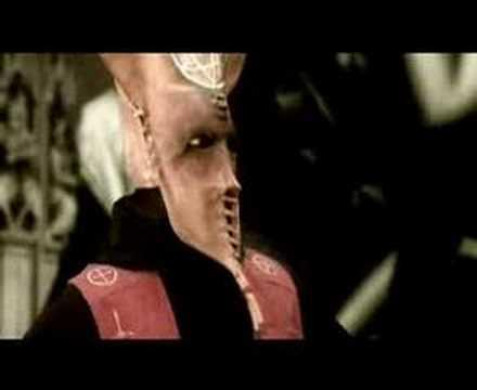 DIMMU BORGIR - The Sacrilegious Scorn (OFFICIAL MUSIC VIDEO)