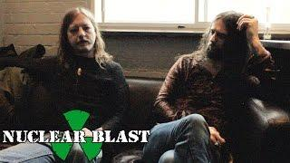 SCORPION CHILD - Aryn & Chris discuss how the band write new material (OFFICIAL INTERVIEW)