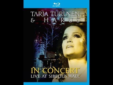 TARJA TURUNEN & HARUS Talk About Their First Live CD And DVD