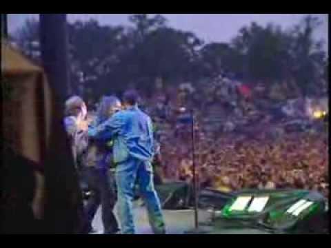 Metallica: Kirk Rocks Bonnaroo