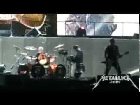 Metallica: Blackened (MetOnTour - Milan, Italy - 2011)