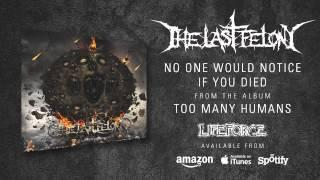 THE LAST FELONY - No One Would Notice If You Died (album track)