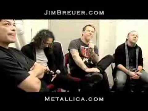 Jim Breuer Interviews Metallica: Episode 3