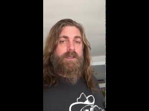 The White Buffalo - Happy Release Day Message!