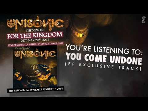 Unisonic 'For The Kingdom' & 'You Come Undone' Snippets