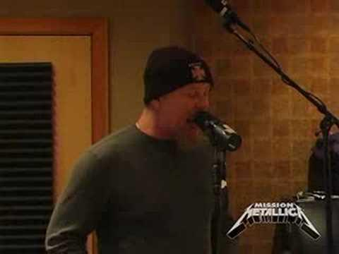 Mission Metallica: Fly On The Wall Clip (August 19, 2008)