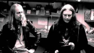 Katatonia talk about their influences while in London