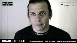 Cradle of Filth - Paul talks through 'The Manticore&Other Horrors' track by track (part 2)